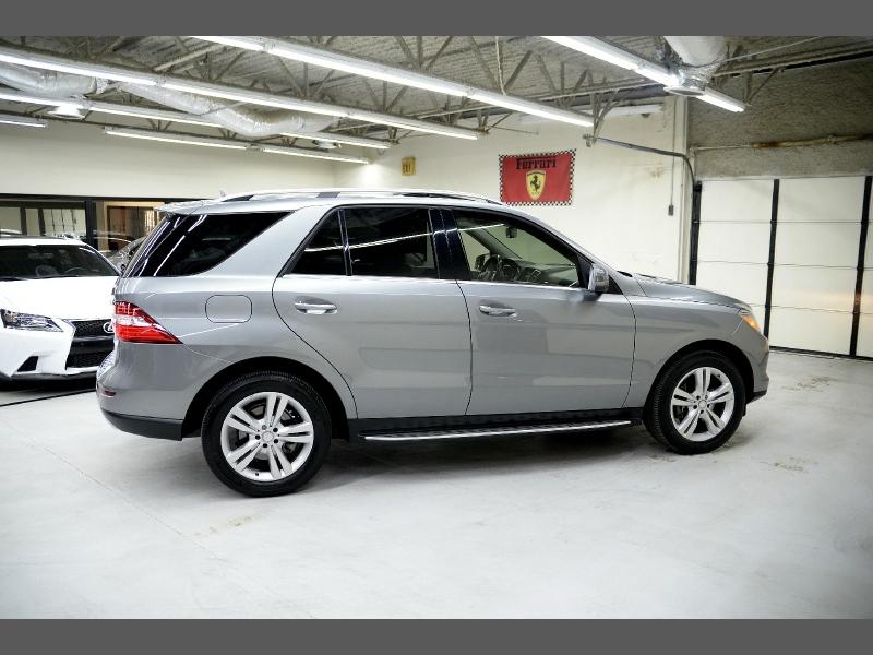 Mercedes-Benz M-Class 2014 price $15,995