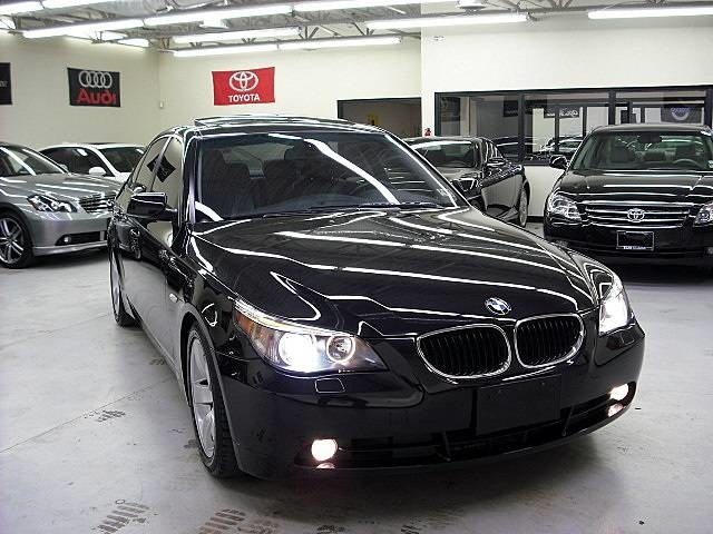 2004 Bmw 5 Series 525i 4dr Sdn Sport Motor Cars Auto Dealership In