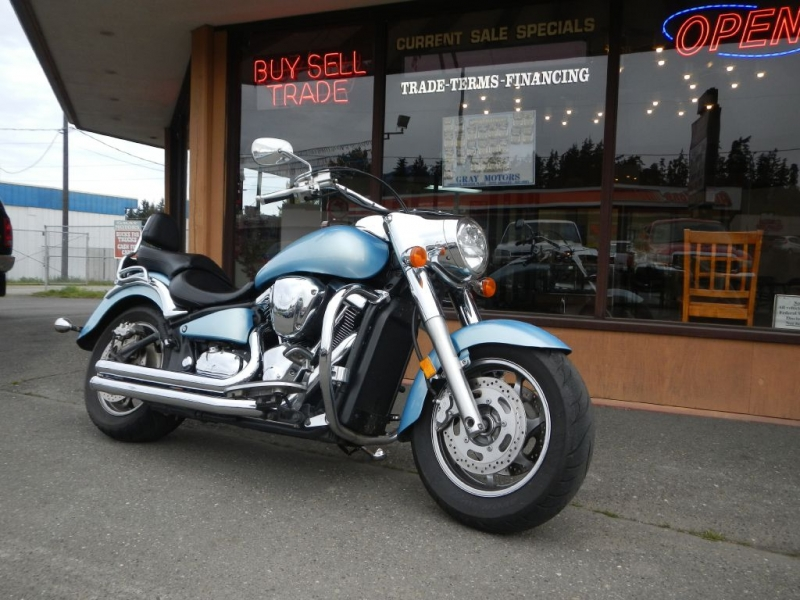2004 Kawasaki Vulcan 2000 Classic Gray Motors Auto Dealership In