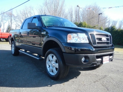2008 FORD F150 SUPERCREW FX4
