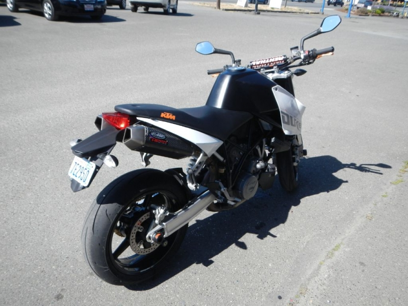 KTM 990 SUPER DUKE 2008 price $5,995