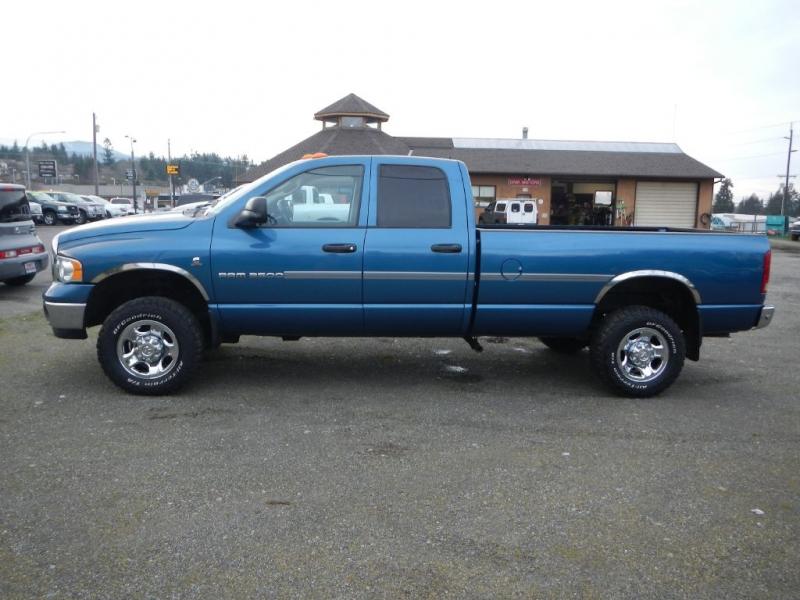 DODGE RAM 3500 2004 price $24,995
