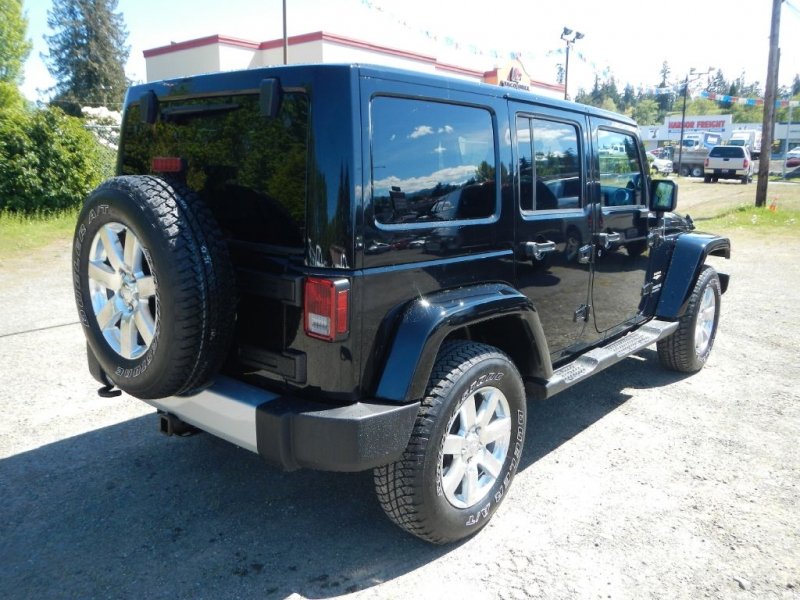 JEEP WRANGLER UNLIMI 2012 price $25,995