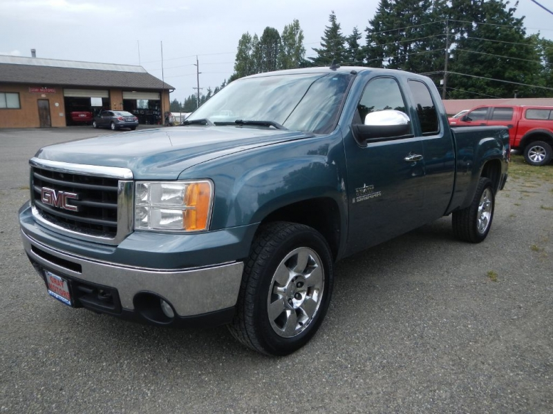 GMC SIERRA 2009 price $10,995