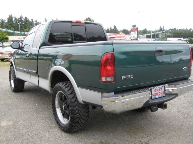 FORD F150 1999 price $8,995