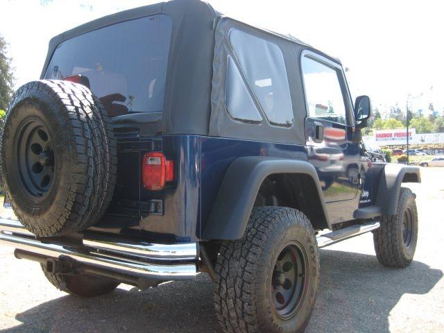JEEP WRANGLER / TJ 2004 price $14,995