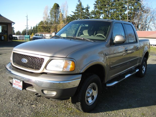 FORD F150 2002 price $7,995
