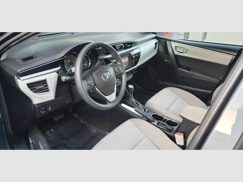 Toyota Corolla 2016 price $10,557