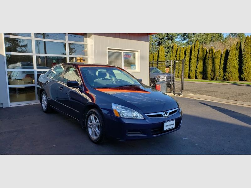 Honda Accord Sdn 2007 price $7,995