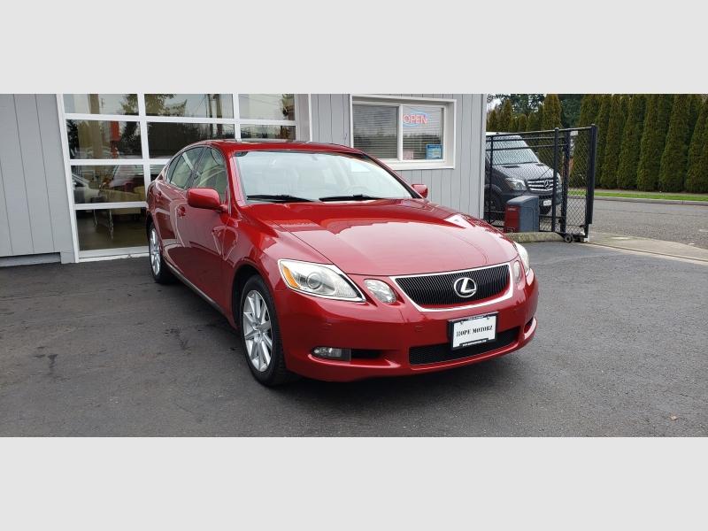 Lexus GS 300 2006 price $10,957