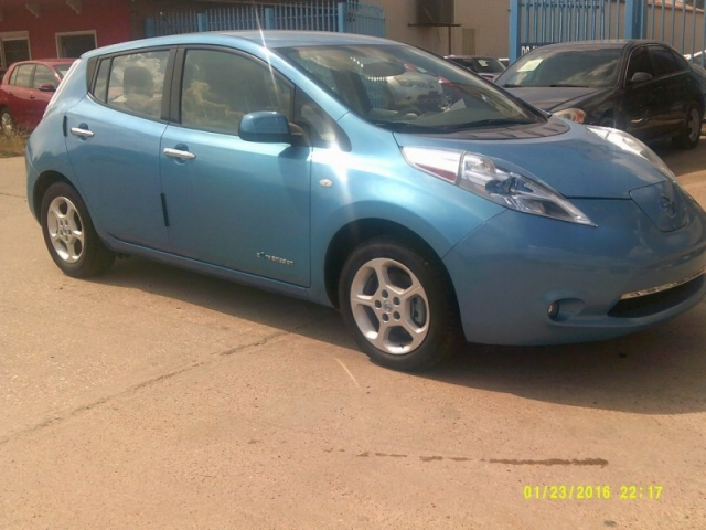 2012 Nissan Leaf 4dr Hb Sl Auto Broker Texas Auto Dealership In