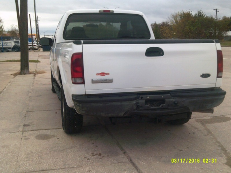 Ford Super Duty F-250 2006 price $4,900