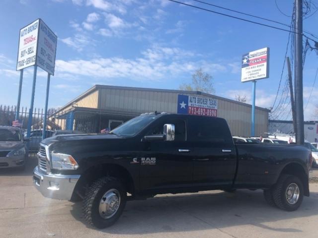 2015 Ram 3500 4wd Crew Cab 169 Lone Star Auto Broker Texas Auto