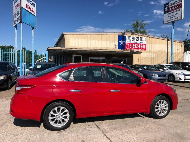 Nissan Sentra 2018 price $14,900