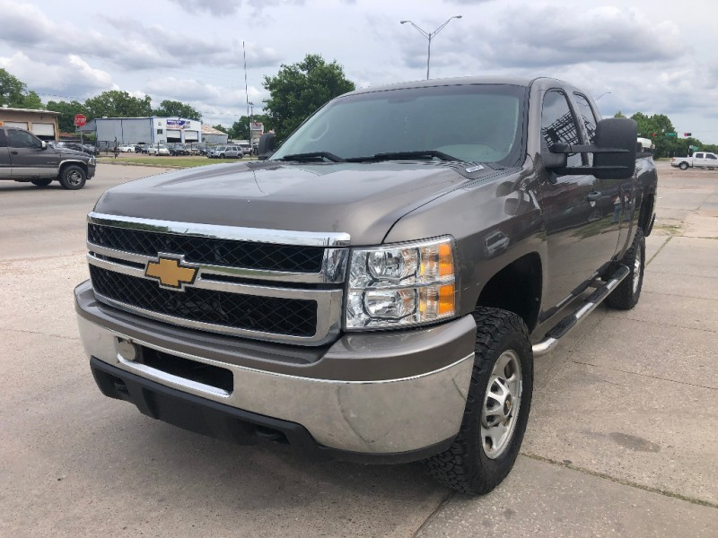 Chevrolet Silverado 2500HD 2013 price $13,900