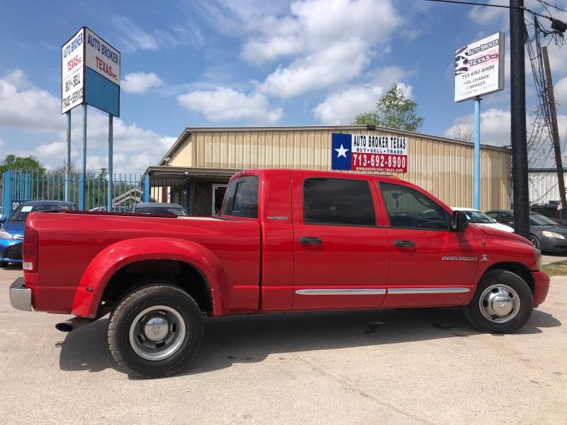 Dodge Ram 3500 2006 price $22,000