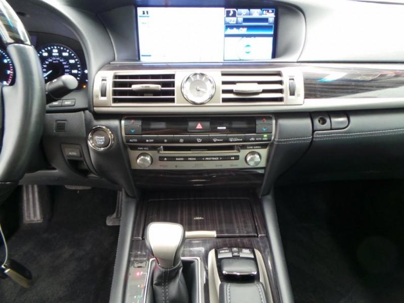 Lexus LS 460 2013 price $35,000