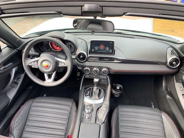 Fiat 124 SPIDER ABARTH 2018 price $25,990