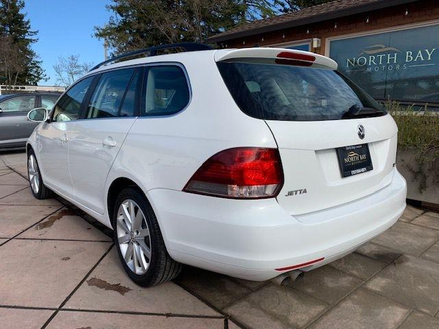 Volkswagen JETTA SPORTWAGEN TDI W/ PANO ROOF 2014 price $12,990