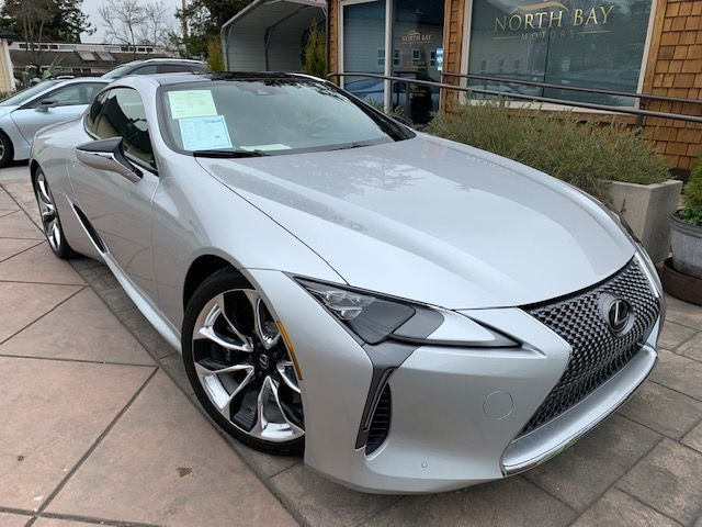 Lexus LC500 SUPERCAR *ULTRA-LOW MILES* 2018 price $73,990