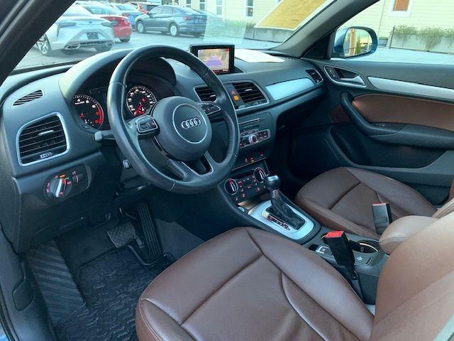Audi Q3 PREMIUM PLUS 2017 price $21,990