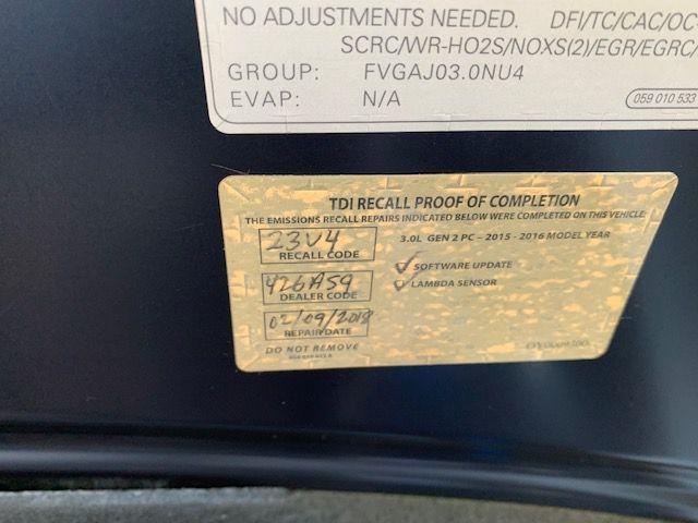 Audi A6 TDI PRESTIGE S-LINE QUATTRO 2016 price $33,990
