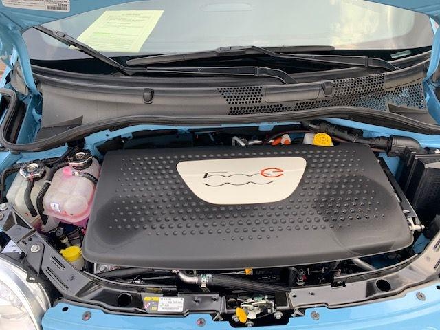 Fiat 500E ALL ELECTRIC 2017 price $9,990