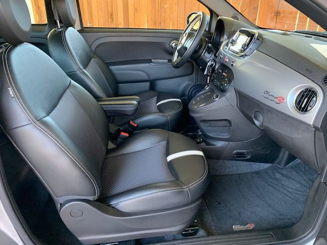 Fiat 500E ALL ELECTRIC 2017 price $8,999