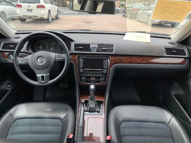 Volkswagen PASSAT TDI 2012 price $9,990