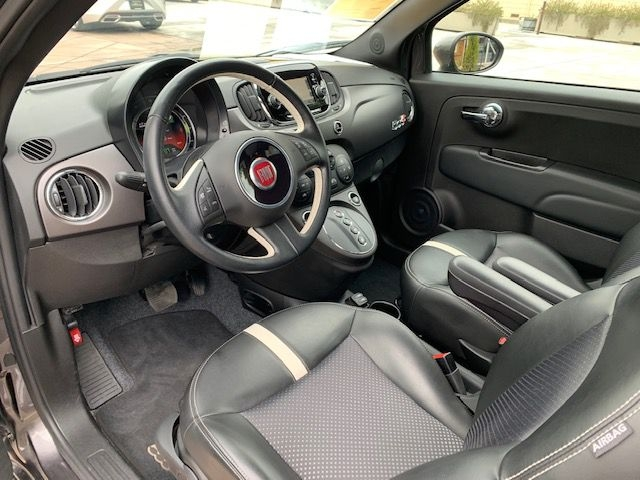 Fiat 500E 2017 price $8,990