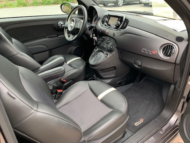 Fiat 500 2017 price $9,990