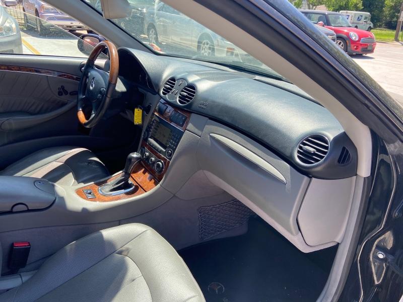 Mercedes-Benz CLK-Class 2006 price $4,600