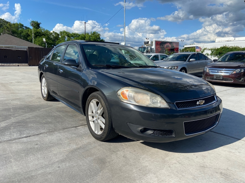 Chevrolet Impala Limited 2014 price $4,980
