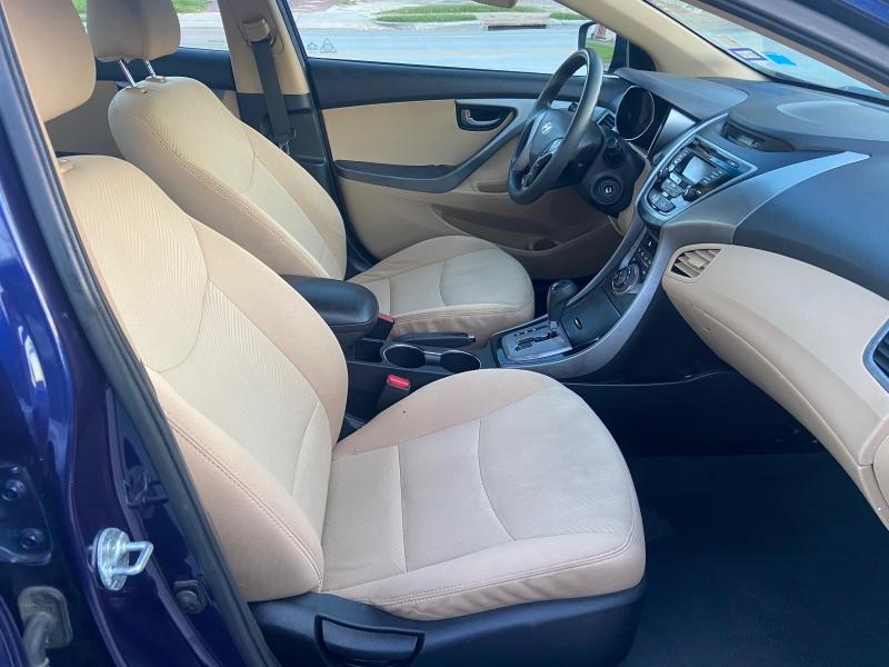 Hyundai Elantra 2013 price $4,990