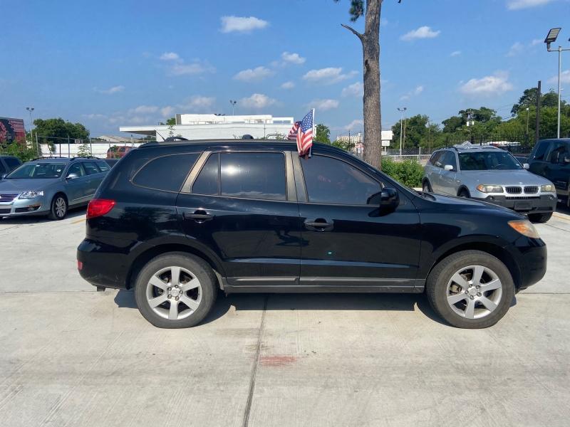 Hyundai Santa Fe 2009 price $4,600