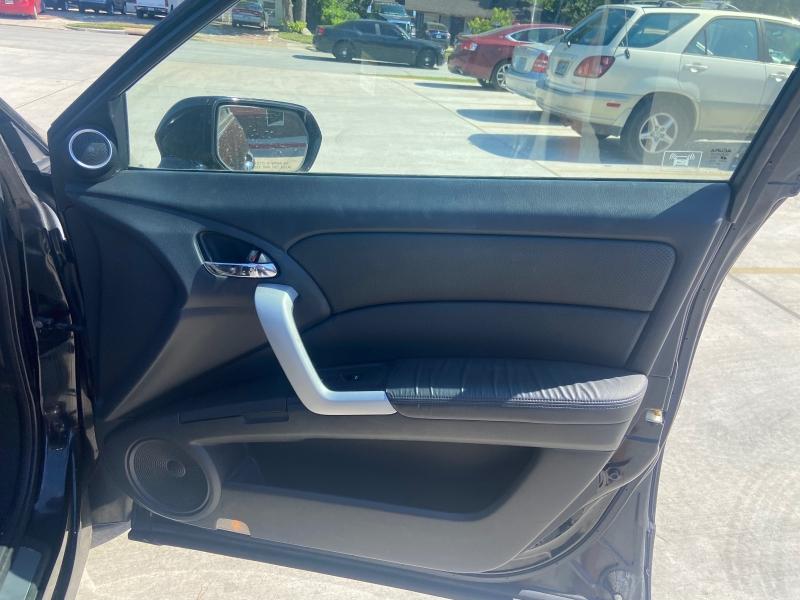Acura RDX 2008 price $6,250