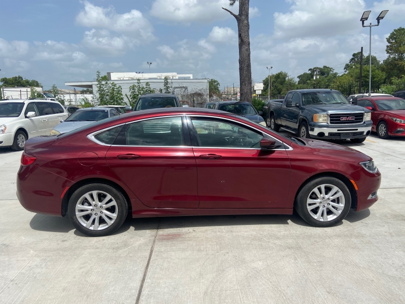 Chrysler 200 2015 price $6,500