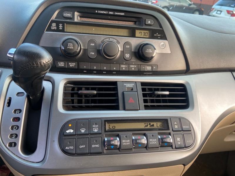 Honda Odyssey 2008 price $4,990