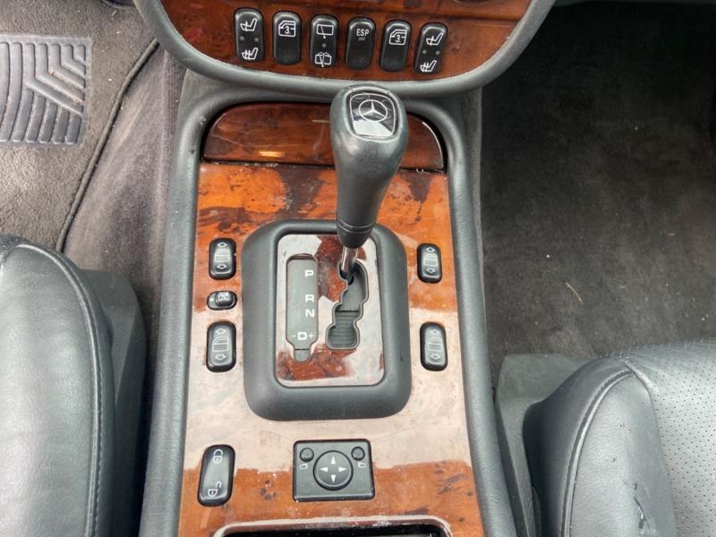 Mercedes-Benz M-Class 2003 price $3,500