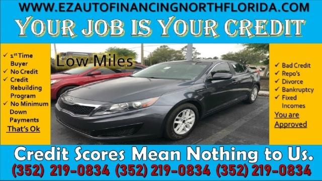Kia Finance Bad Credit >> 2011 Kia Optima Lx Bad Credit Ok 100 Financing Inventory
