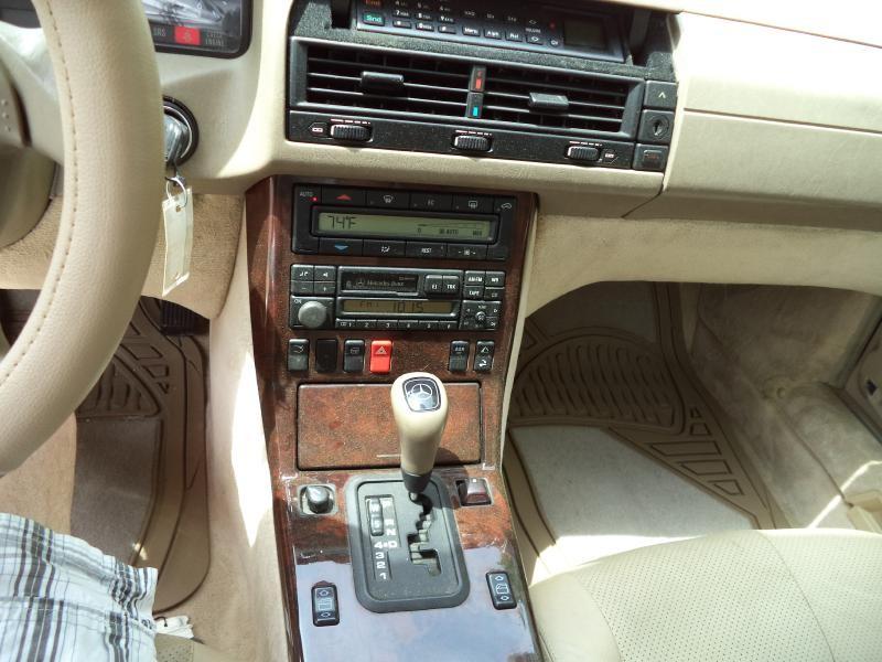 MERCEDES-BENZ SL 1998 price $11,995