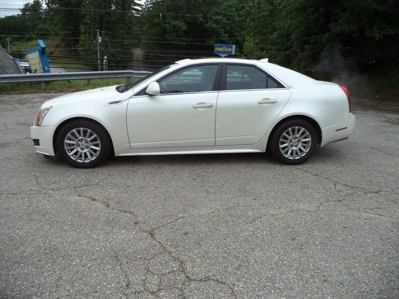 Cadillac CTS 2010 price $12,995