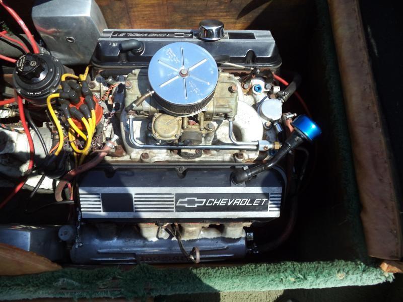 ELIMINATOR 21' BOAT 1979 price $8,995