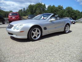 MERCEDES-BENZ SL 2003