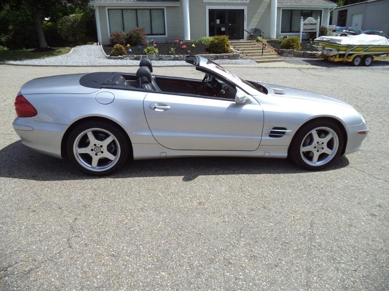 MERCEDES-BENZ SL 2003 price $18,995