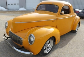 WILLYS CUSTOM 1941