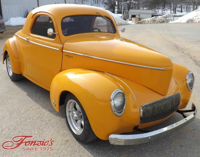 WILLYS CUSTOM 1941 price $89,995