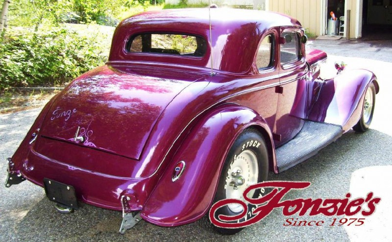FORD COUPE 1933 price $39,500