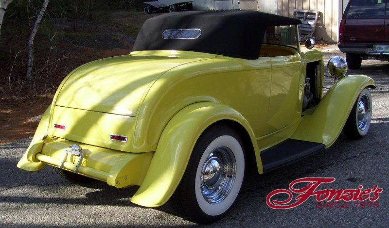 FORD ROADSTER 1932 price $35,900