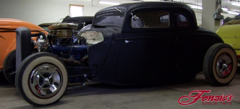 Ford 5 Window Coupe 1934 price $34,500